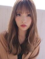 アグ ヘアー ドレス 喜久田店(Agu hair dress)柔らかカラー×ナチュラルミディ