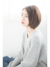 デザインプロデュース ルームヘア 笹塚店(DESIGN PRODUCE Room hair)愛されショートボブスタイル【笹塚】