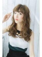 ファニー ヘアファクトリー(FUNNY hair factory)☆大人ロングウェーブ☆