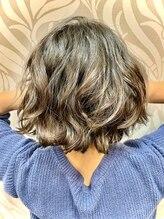 ヘアラウンジ チェルシー(Hair lounge CHELSEA)スモーキーベージュ
