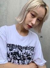 エヴァー(ever)☆ハイトーン☆ホワイトミルクティーカラー