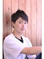 ★hair LOGIA★  〇さわやかツーブロックスタイル