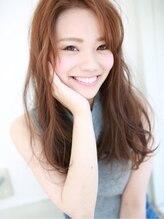 """アグ ヘアー トライル京橋店(Agu hair trail)☆""""ナチュラル""""エアリーウェーブ☆"""