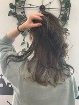 ヘアーサロン エール 原宿(hair salon ailes)(ailes 原宿)style431 ロイヤルアッッシュ☆無造作カール