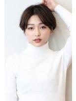 ネックス(nex)【nex表参道】大人ハンサムショート