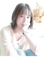 リリィ ヘアデザイン(LiLy hair design)LiLy hair design 外ハネボブ