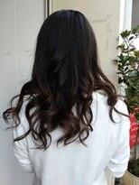 ソラ ヘアデザイン(Sora hair design)大人グラデーションカラー
