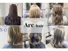 アークヘアーチョア(Arc hair choa)