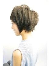 ヘアメイクサロン クールドセリエ(Coeur decellier)【COEUR de CELLIER】ツヤ感! 大人 かわいいショートヘア