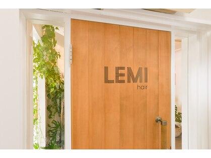 レミ ヘアー(LEMI hair)の写真