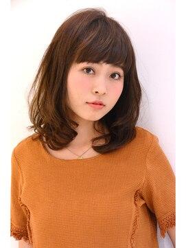 ヘアーデザイン ミヤビ 広尾(HAIR DESIGN MIYABI)やわらか☆ニュアンスミディ