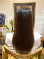 ミーノ(mieno)髪質改善ストレート
