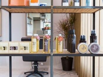 ホク(HOKU)の写真/全国の美容室でも取り扱いが少ない[oggi otto]オーダーメイド感覚のトリートメントで髪の深部から修復!