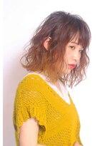 ルーチェ ヘアサロン(Luce hair salon)サマーウエーブスタイル