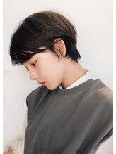 ゼロヘアーハナレ(zerohair HANARE)zero hair HANARE ナチュラルショート