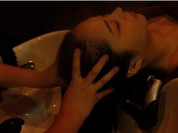 ピアリ サクラノ(Peri sakurano)の写真/【女性専用サロン】エイジング/リラクゼーションSPAでお悩みを解決!血行を促進し地肌から美しい髪を育んで