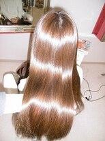 デザインヘアーピアジェ 八木店(DESIGN HAIR PIAGET)モテ愛され☆KIRARAで劇的にダメージ毛を改善!スーパー美髪へ☆