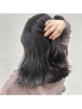 アオタニ ヘアー 御所南店(aotani hair)お洒落インナーカラー