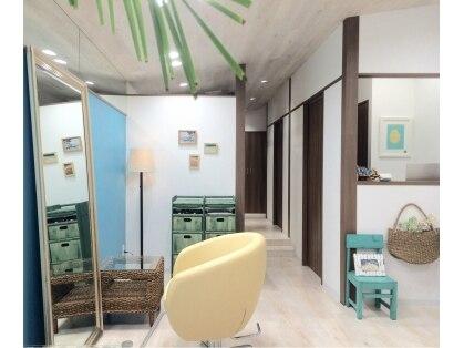 ラナイ ヘアリゾート(Lanai hair resort)の写真