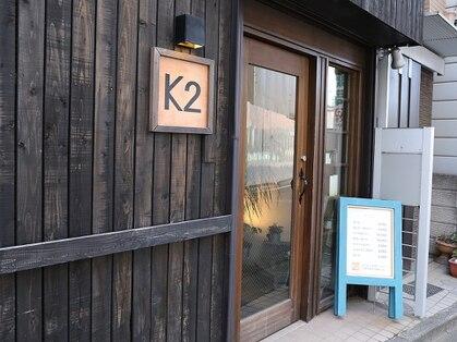 ケーツー(K2)の写真