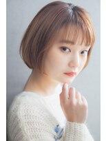 リル ヘアーデザイン(Rire hair design)【Rire-リル銀座-】大人艶ボブ☆