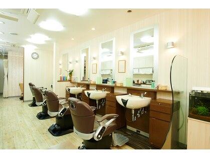 ヘアサロン パール(Hair Salon PEARL)の写真
