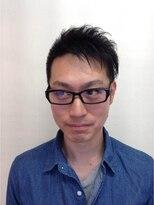 ヘアー サイ(Hair Sai)アシメ2ブロック