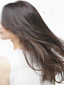 ハートランド(HEART LAND)の写真/TOKIOトリートメントの5STEP施術で艶ツヤを実感◎ダメージを補修しながら芯から潤う美しい髪へ♪