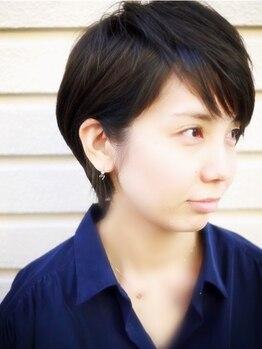 ヘアーフィックス リュウアジア 越谷店(hair fix RYU Asia)の写真/1人1人を想ってカットする。大人っぽい可愛さや綺麗になりたい。ご希望にそった最高スタイルを実現します♪