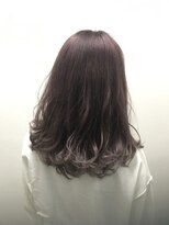 コレット ヘアー 大通(Colette hair)ピンク×パープルカラー