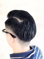 バーバースタイル七三 Barber style