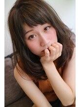 オズ ヘアーアンドトータルビューティー(OZ hair&total beauty)グレーxパープル グラデーションカラーA/W stylist寺内智美