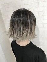 外ハネボブ☆グラデーション【Alma hair】