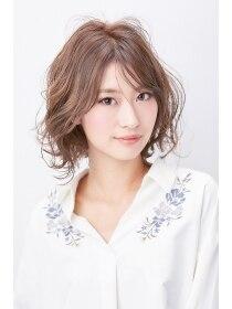 ヘアーメイクオズ(hair make O/S)秋のオススメ☆アプリエカラー、セピアグレージュ☆