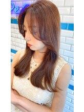 ルームバイシー 新宿(Loom. by Sea)韓国ヘア☆人気のくびれスタイルで小顔効果を