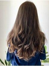 アトリエ ヘア クローゼット(atelier Hair Closet)キレイめグランジロング