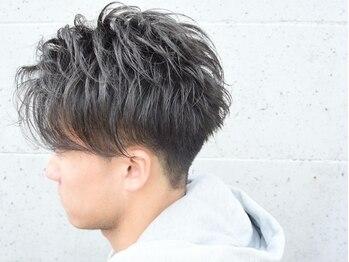 ヘアサロン ケッテ(hair salon kette)の写真/【スタイリストカット¥2600】カットがとにかく上手い!注目のメンズスタイルを創り上げ、ランキング常連★
