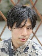 クヌート(knut)マッシュ×ニュアンスパーマ