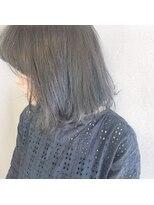ミント(mint)暗髪サマーグレー