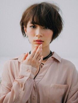 ヒラソル(girasol)の写真/【カット¥5000】ハチ張り・絶壁など悩みをカバーし、美しく女性らしいシルエットに♪【横浜駅徒歩3分】