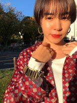 クリアーオブヘアー 栄南店(CLEAR of hair)stylist FUKUI☆ 王道ショート!!
