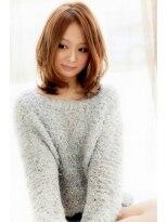 【Un ami】大人かわいい・小顔ミディアム 松井 幸裕