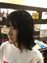 プロデュースドバイエデン(produced by EDEN)外はねパーマ