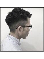 『maitre kinugasa』 fade cut