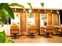 スリル ヘア アンド ネイル デザイン 恵比寿店(sulir hair and nail design)の雰囲気(平日21時までオープン!仕事帰りにも便利です♪)