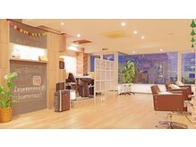 Luxe Terrace hair salon