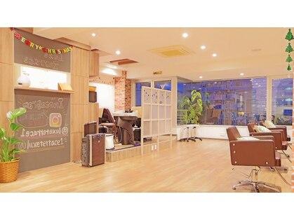 ルクステラスヘアサロン(Luxe Terrace hair salon)の写真