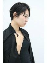 フェス カットアンドカラーズ(FESS cut&colors)カッコいいショートスタイル【福岡美容室FESS】