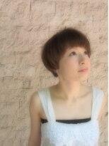 トリコ ヘアアンドケアスペース(trico hair&care space)ピュア☆ショート