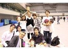 技術を競うコンテスト「SPC全日本美容選手権大会」で2016年全国大会を優勝!今年も頑張ってきます☆